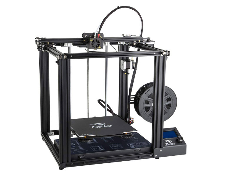 Comgrow Creality 3D Ender 5 Printer Review 2019   Pirate 3D