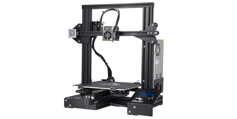 Comgrow Creality Ender 3 3D Printer Aluminum