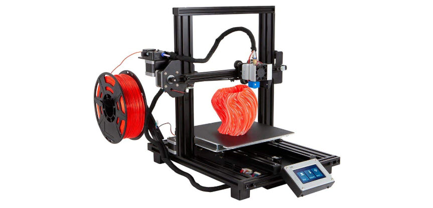 Monoprice MP10 Mini 3D Printer - Black
