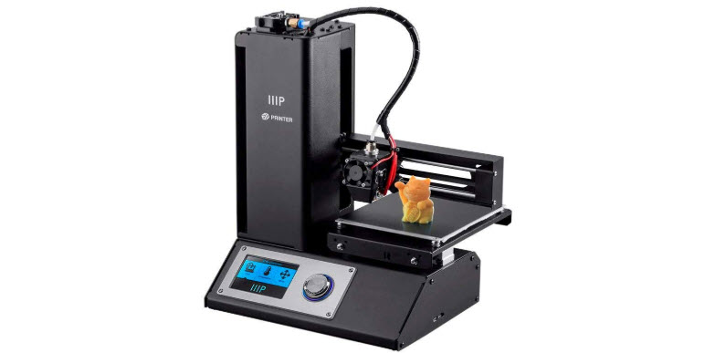 Monoprice Select Mini 3D Printer V2 - Black