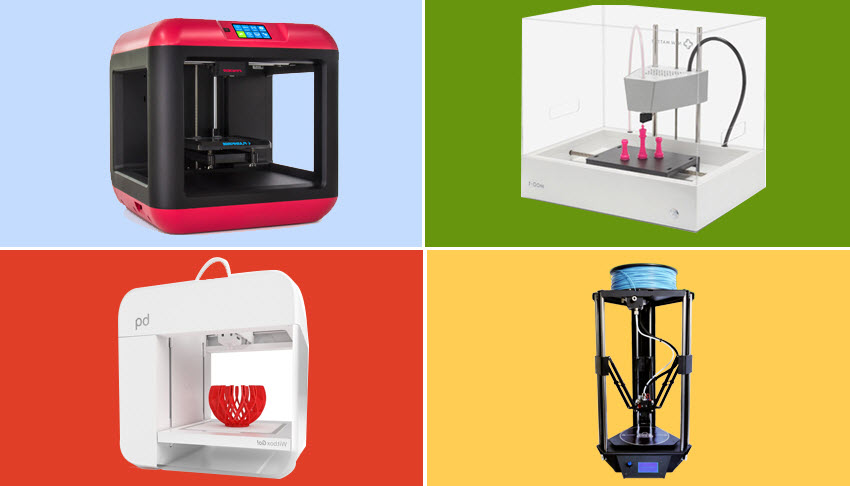 Top 7 Best Small 3d Printers For 2020 Reviews Pirate 3d